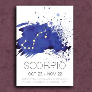 Stjernetegn, Scorpion